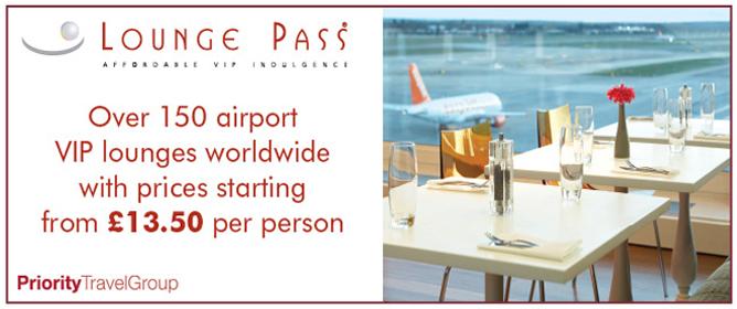 Lounge Pass